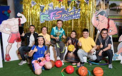 RFS Sport Party Happy New Year 2019
