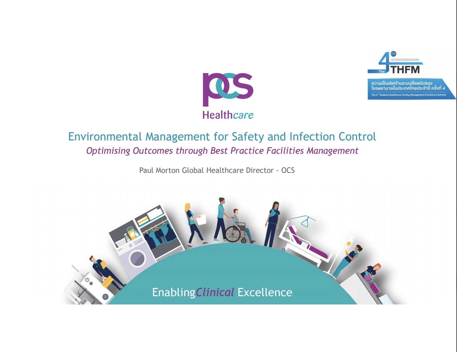 Environmental Management for Safety and Infection Control
