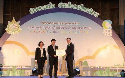 โครงการสนับสนุนกิจกรรมลดก๊าซเรือนกระจก ปี 2563  Low Emission Support Scheme: LESS